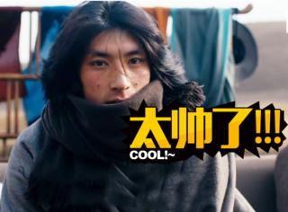 身高1米9,这个藏族男模简直是金城武+刘德华的结合版!