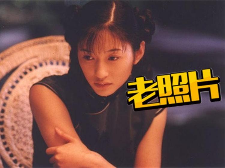 【老照片】好久没见到李小冉了,小时候超喜欢她的剧