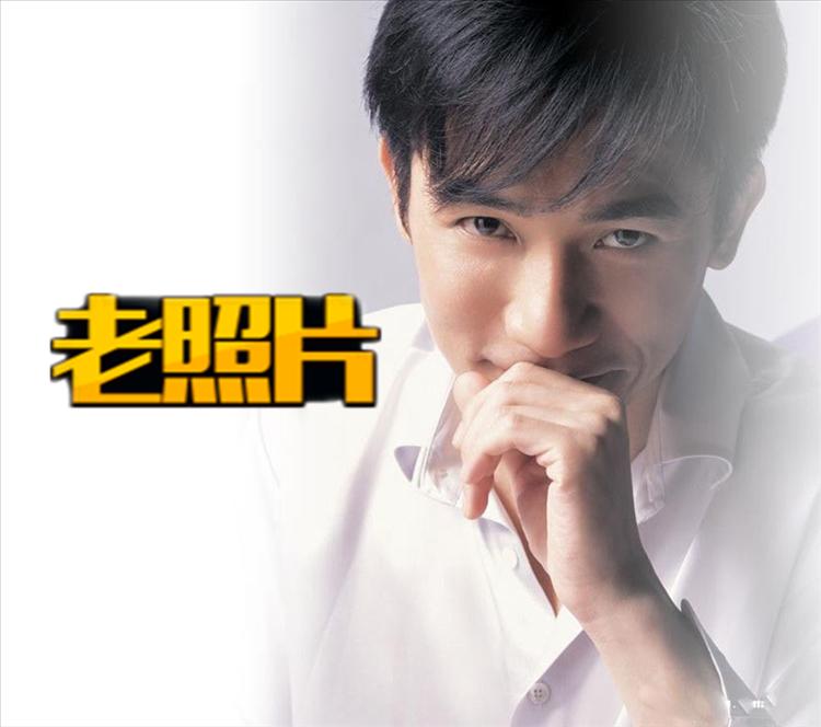 【老照片】梁朝伟,一个靠时间打磨出的男人