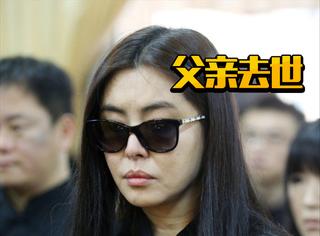 王祖贤回台北参加父亲葬礼 未来潜心修佛不会复出