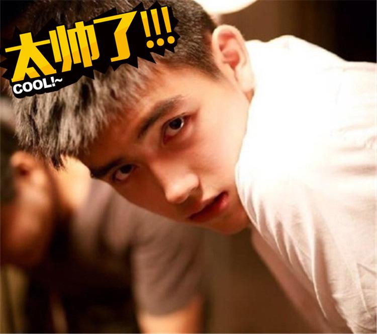 陈凯歌16岁帅儿子这是要出道啊,还跟欧阳娜娜演对手戏