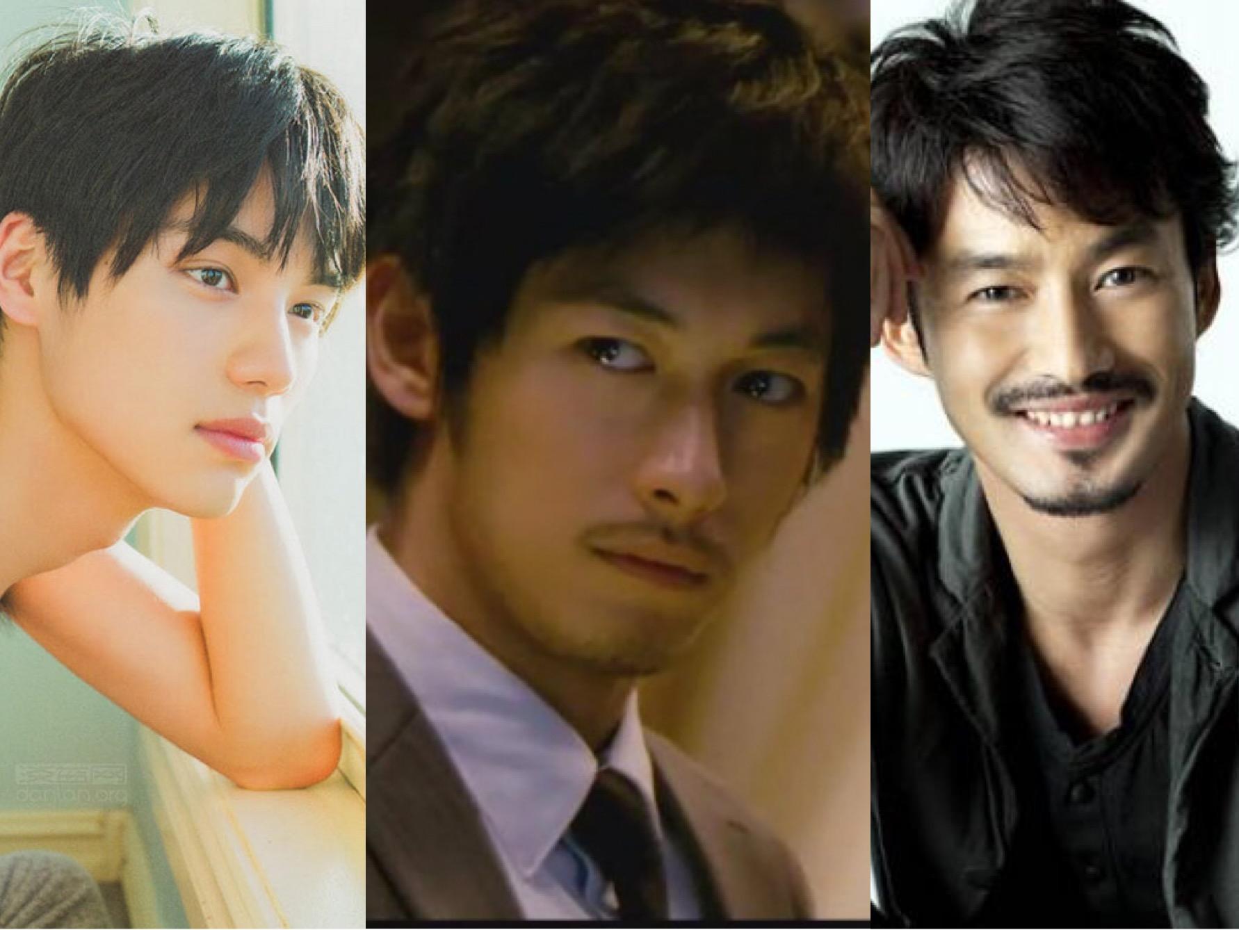"""岛国男性最想变成的脸TOP10!榜一竟是我们的""""台湾艺人""""?!"""