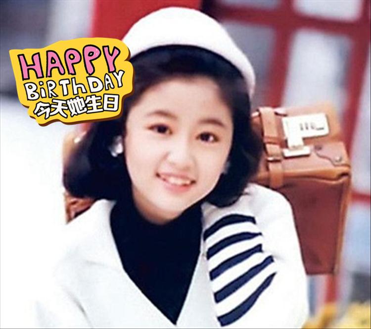 【今天TA生日】林心如:依旧是那个喜欢Hello Kitty的天真少女