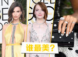 好莱坞美女们是不是缺美甲师啊?看到她们简单的手指我想去应聘做美甲