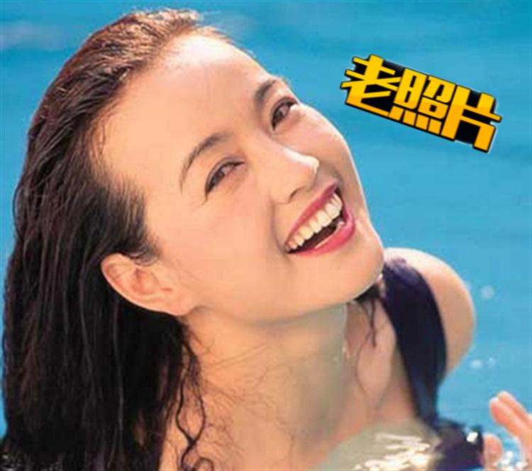 【老照片】刘晓庆:跟年龄无关,她始终活的很年轻