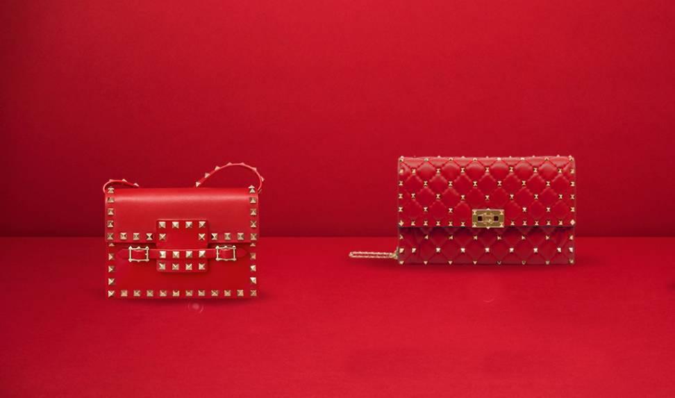 Valentino的红才是最正的红|新年的第一份预算我给了这二个包包