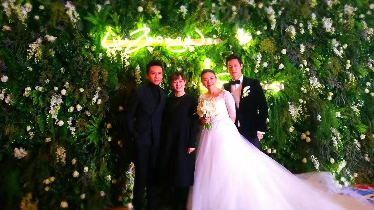孙俪、邓超经纪人郭思今日大婚,曾减肥65斤,新郎是中国最帅保镖