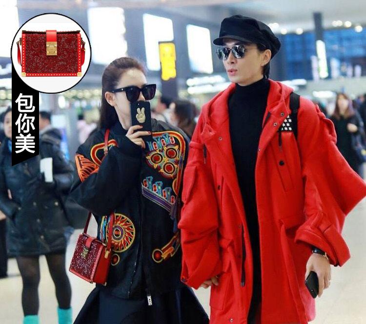 【包你美】戚薇的包要和李承铉的衣服一个颜色,快把这碗狗粮干了!