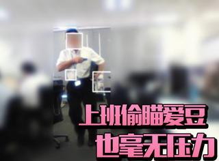 上司靠近时,人脸识别技术及时切换屏幕帮你打掩护