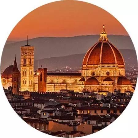 我能想到最浪漫的事,就是和你一起去意大利