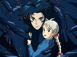 【GIF分享】宫崎骏电影动态海报,带你重新走进你记忆深处的美好