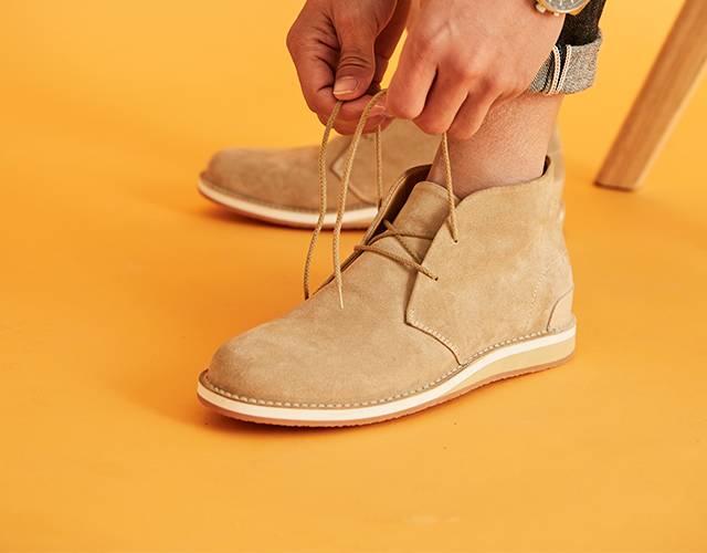 周末特供|你们期待了大半年的沙漠靴就在这里了...
