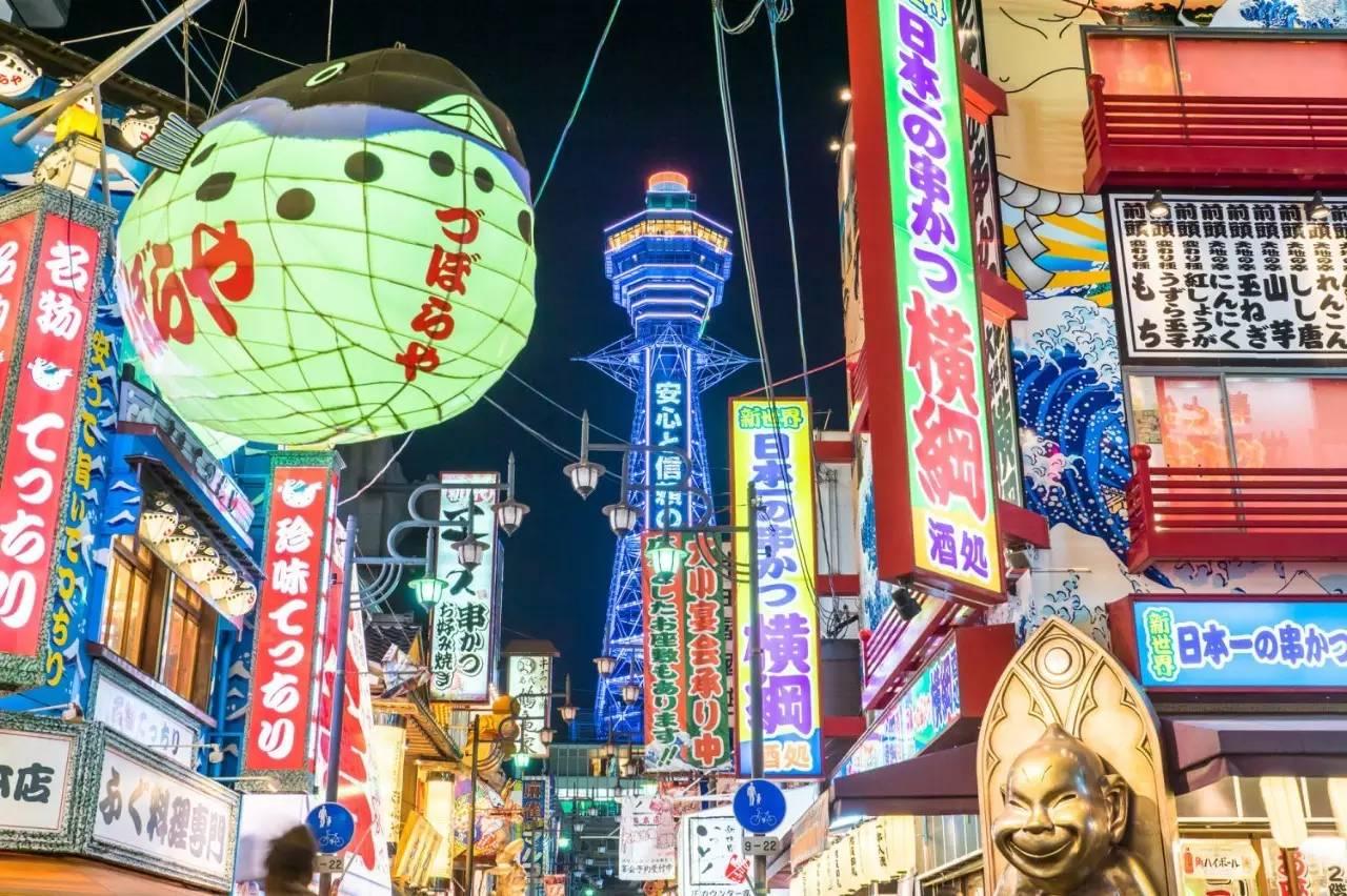 2017年日本最值得一去的10大城市!旅游季的最佳选择!