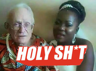 【Holy Shit】29岁姑娘嫁92岁南非富豪到底是因为啥呢?