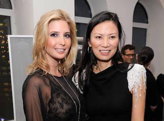 美国总统女儿伊万卡的闺蜜居然是邓文迪,这人生有谁不服吗?