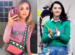 """让姚晨和宇博Chiara Ferragni同时爱上的""""彩虹星期衫"""",究竟有什么魔力?"""