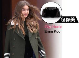 【包你美】不环保!Gigi Hadid的同款皮草包包你还会买吗?