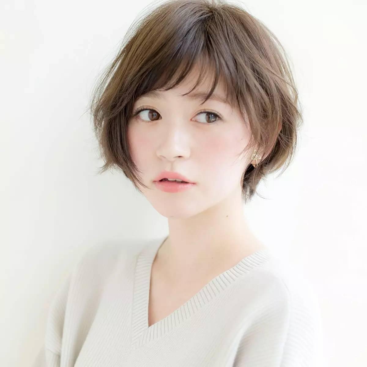 2017最IN日系发型趋势,据说漂亮的女孩都收藏了!