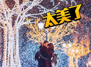 被俄罗斯的冬天美哭了,像在童话里