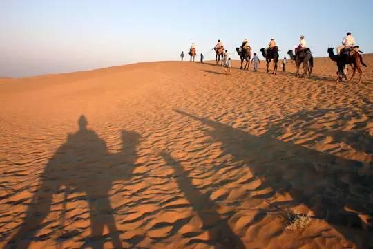 看完良心剧《鬼吹灯之精绝古城》,我也想去沙漠探险了