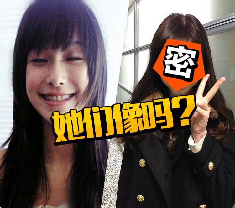 日本有个20岁的妹子,长相竟然和Angelababy一模一样