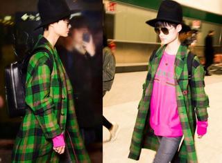 李宇春把男装驾驭得如此帅气,时装周的第一个亮相就气场全开!