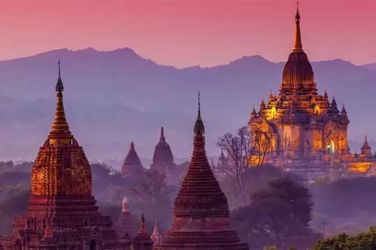 古老而又神秘,缅甸是奥威尔笔下最完美的东方