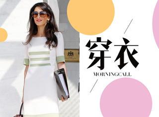 【穿衣MorningCall】怎么样可以做到看上去就很贵?穿套装啊!