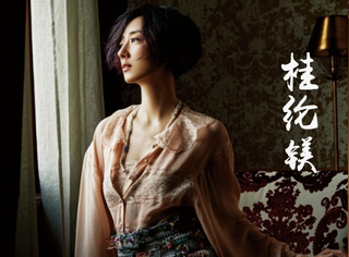 【时装片】台湾杂志的质量担当桂纶镁!新大片遇见威尼斯~