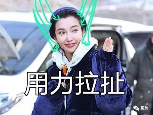 陈都灵变土拨鼠、李冰冰撞脸刘晓庆,这档综艺是专门黑女星的吧?