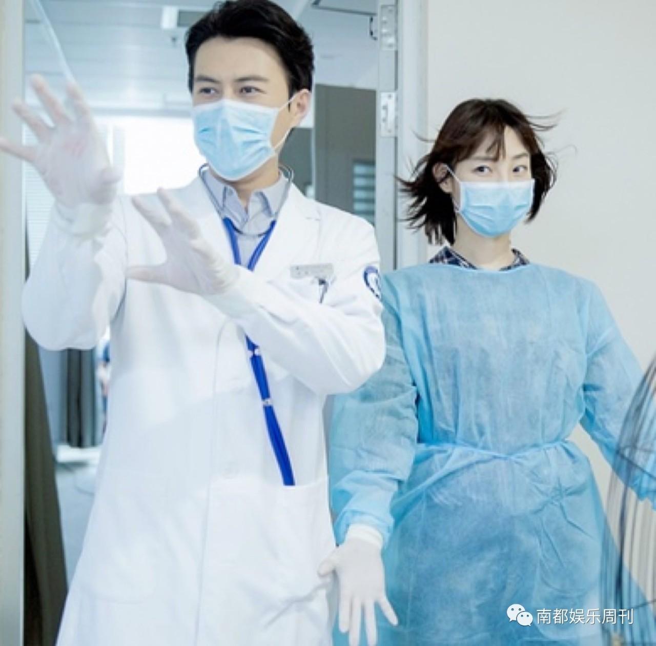 拯救剧荒!靳东+白百何CP相爱相杀,然而这次,他们想说的不只是恋爱这件事……