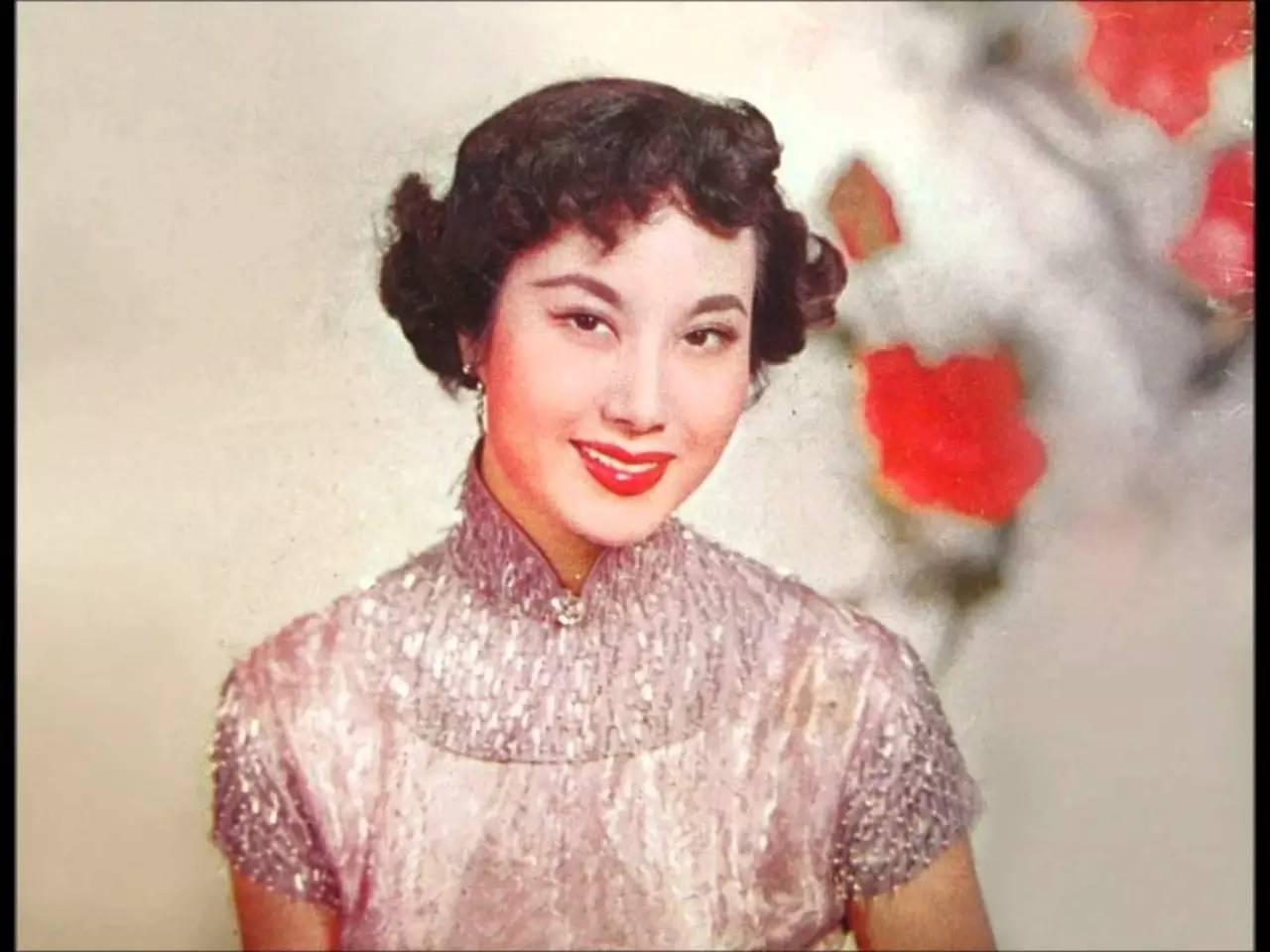 天王巨星李丽华离世,首闯好莱坞的传奇女星,张曼玉也学她演戏