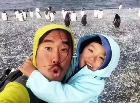 2岁北极看熊,4岁南极看企鹅,这对中国家长160天花60万,只为让孩子亲身感受···