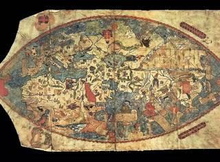 如何读懂古地图 ?