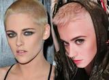 """水果姐又双叒叕剪头发,吃瓜群众说她和暮光女是""""Hair Twins"""""""