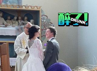 没有专业摄影师的婚礼称不上完整
