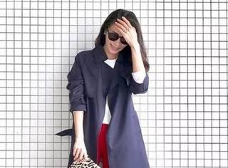 这么鲜艳的穿着搭配,估计也只有日本妹子敢穿出门了!