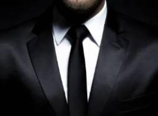 20套黑白灰型男搭配:这不叫性冷淡,这叫有内涵!