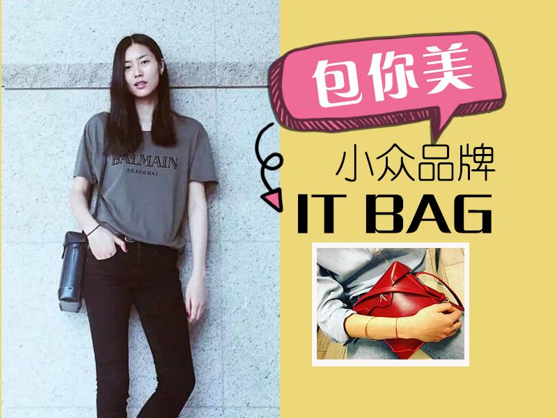 """跟着""""包界种草机""""刘雯背这款小众包,再也不用担心撞包啦!"""