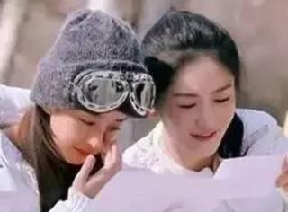 有一种闺蜜叫谢娜赵丽颖!金角大王和银角大王的CP故事可以看一百集
