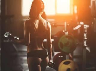 女人健身的后果竟然是这样?!