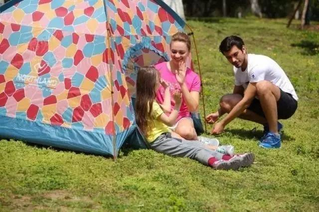 好物|支一顶帐篷,邂逅春天的好时光