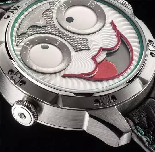 """小丑、弹球机、糖果圈……手表的""""脸""""偷偷的在改变"""