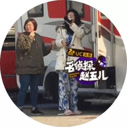 吴秀波获好友探班聊不停王鸥亲切任拍开心收礼物