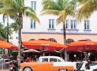 远行   在迈阿密,如何度过热烈而鲜艳的一天