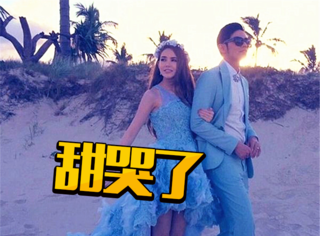 周杰伦和昆凌依偎海边,这对夫妇把歌词全变成了生活啊