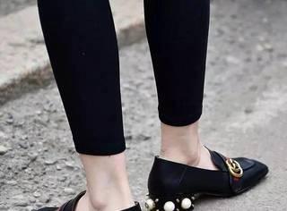没有一双珍珠鞋,你敢说自己潮?