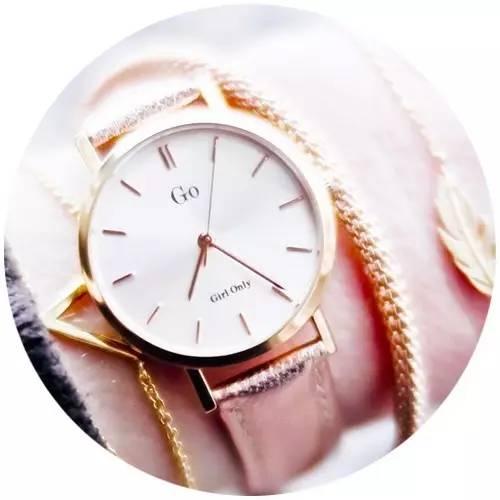 二十几岁的女生,戴什么手表耐看高级又不贵?