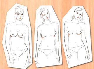 bra应该根据胸型来买,搞不好你一直以来穿的都是错的胸罩哦