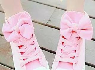 这些日本时尚潮人的鞋带也太漂亮了吧!